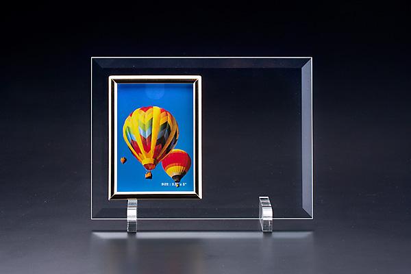 メモリアルフォトフレーム(板ガラス)